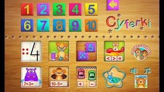 Let's Play • Matematyka dla dzieci • po Polsku, Nauka, cyfry, liczenie, bajka, Gry dla dzieci