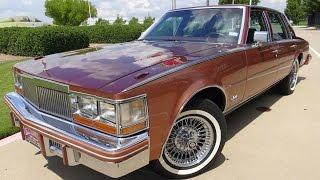1979 Cadillac Seville Elegante - American Luxury Top Tier Circa Late 70s Classic Car