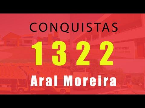Conquistas 1322 - Aral Moreira