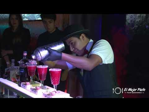 Jonas el Bartender mas creativo