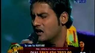 TU HI MERI SHAB HAI || HARSHIT SAXENA || AMAZING PERFORMANCE || VOICE OF INDIA