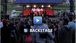 Afrojack - Island Stage Concert
