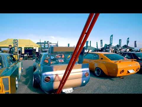 はろーすぺしゃる10周年チャリティオフ会6 搬出動画1 街道レーサー 旧車天国