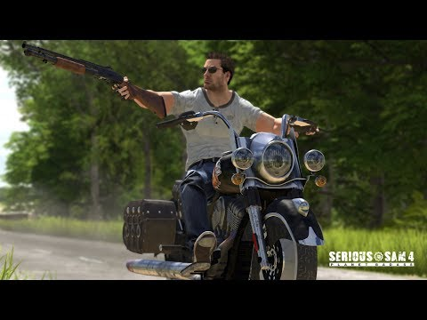 Serious Sam 4: Planet Badass : Teaser trailer