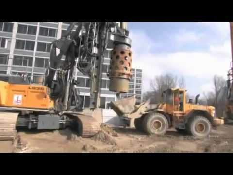 Rotary Drilling Rig | LB 36