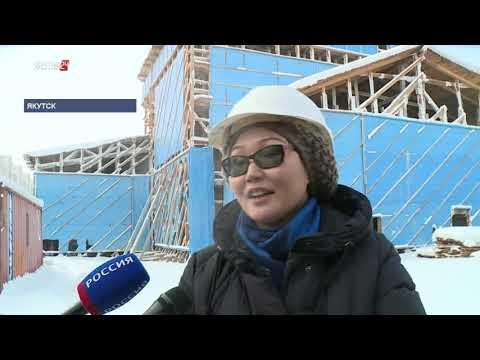 В Якутске старинный храм реставрирует подрядчик без лицензии