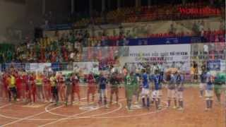 International Futsal Exhibition tournament