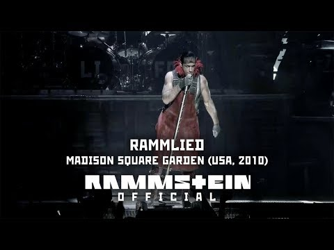 Rammstein - Rammlied (Live from Madison Square Garden)