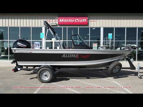 2021 Alumacraft Competitor 165 Sport in Madera, California - Video 1