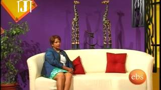 Jossy in Z House Show Interview with Interior Designer Gigi Sebsibe