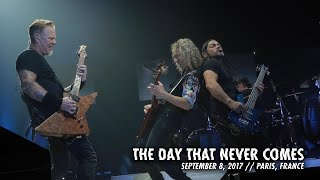Metallica: The Day That Never Comes (Paris, France   September 8, 2017)