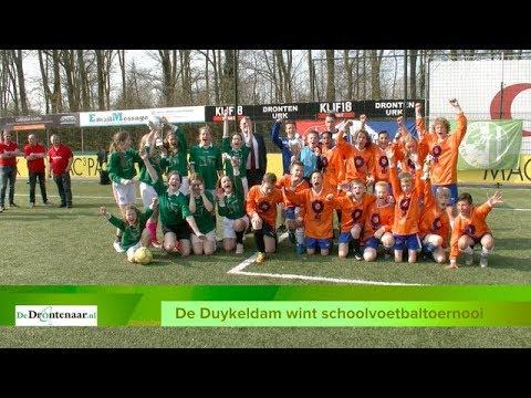 VIDEO | Duykeldam wint finale schoolvoetbal tegen Zevensprong na strafschoppen