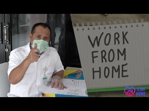 Bupati Batu Bara Work from Home