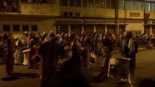 preview picture of video 'Grande Parade de Cayenne 2014'