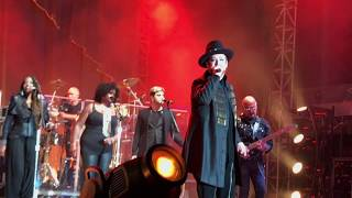 Boy George and Culture Club, Runaway Train (Live), 08.11.2018, Council Bluffs Iowa