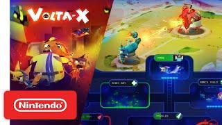 Nintendo Volta-X - Release Date Trailer  anuncio