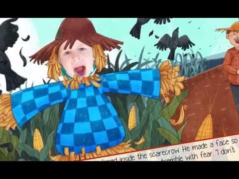 Video of Me in a Storybook (2-5yo) Kids