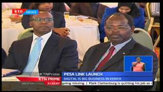 It will soon be possible to transact from as low as 10 shillings with Pesa Link