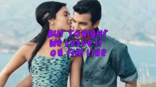 On The Line (Sing With The Jonas Brothers) + Download