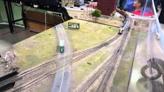 Great Train Expo Costa Mesa Ca 2016