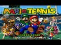 Nintendo 64 Longplay Mario Tennis