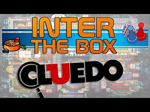 CLUEDO - Board Game Review - INTER THE BOX
