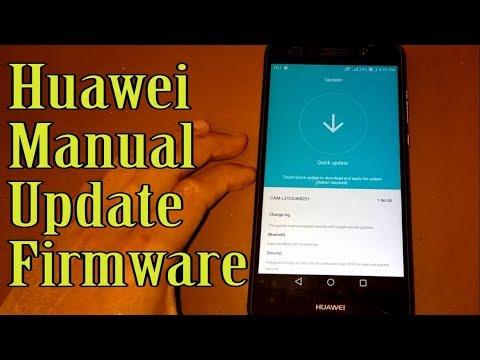 Huawei P9 Lite Emui 4 1 2 Manual Update