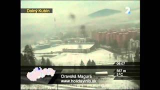 Živá panoráma STV2 - 08.12.2010