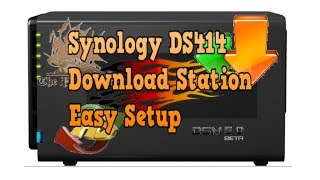 Synology DS414 NAS Part Five: Download Station Torrents with Easy Plugins