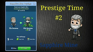Prestige Time #1 - Ruby Mine - Idle Miner Tycoon - Самые