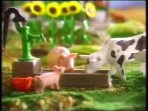 Granja Playmobil 90s