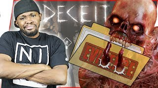 TRUSTING MY GUT! WHO NEEDS EVIDENCE!? - Deceit Gameplay
