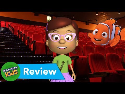 WonderGrove Kids – Finding Nemo Movie Review