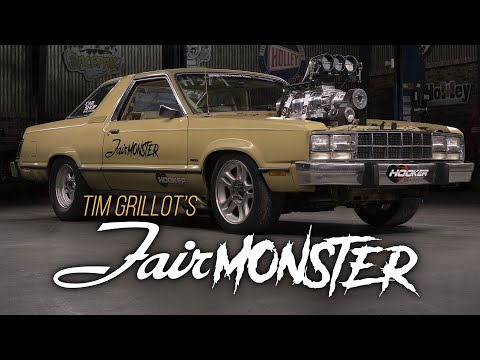 Holley Employee Rides: Tim's Supercharged LSX 1979 Ford Fairmonster