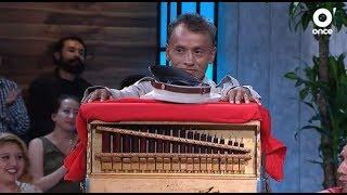 Todos a bordo - Organillero. Roberto Mitzi