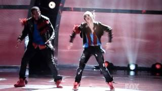 SYTYCD 6/22/11 Woodpeckers (Nappytabbs Routine)