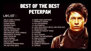 BEST OF THE BEST PETERPAN•FULL ALBUM  Terbaik Taun2000an(Lyirics)