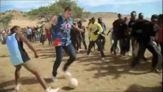 NEW Pepsi Ad. World Cup 2010 (Oh Africa - Akon) Messi, Henry, Kaka, Lampard, Arshavin, Drogba (High Quality Mp3)