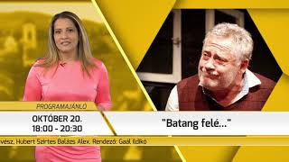 Programajánló / TV Szentendre / 2018.10.18.