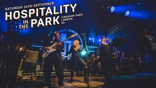 London Elektricity Big Band   Just One Second Live At Hospitality In The Park 2016