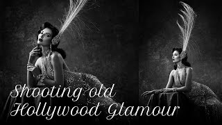 Photo Deconstruction: Old Hollywood Glamour