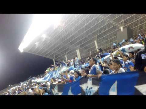 """""""Boca Del Pozo en Explosión Azul 2016. (La Boca te va alentar)"""" Barra: Boca del Pozo • Club: Emelec"""
