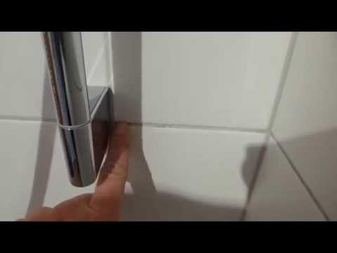 Austauschen der Duschbefestigungsstange