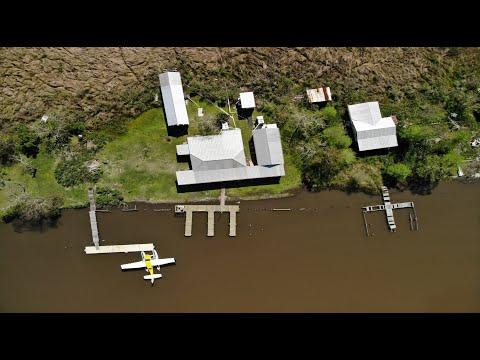 The Cajun Chalet - Louisiana's Remote Fishing Lodge
