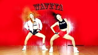 Iggy Azalea Bounce - WAVEYA Choreography Ari