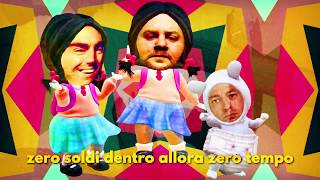 Gabry Ponte, Rezophonic   #DallaAMe (feat. Danti, Shade, Jake La Furia) (Lyric Video)