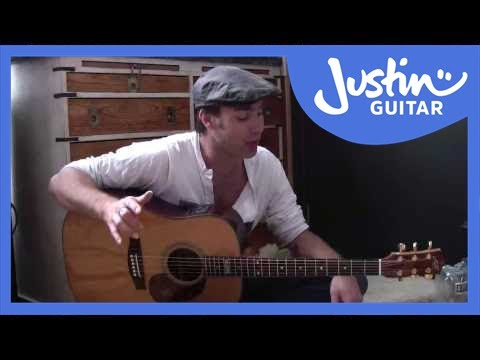 Get your guitar in tune (Guitar Lesson BC-109) Guitar for beginners, Getting started