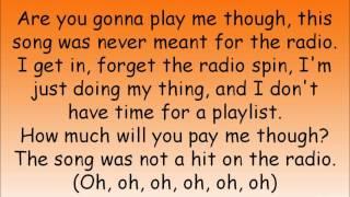 Radio - Ed Sheeran (Ft. JME) Lyric Video