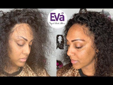 Supernatural Hairline With Wispy Baby Hair Tutorial