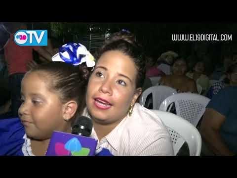 Preescolar Salesiano celebra a Masaya Patriminonio Cultural de la Nacion
